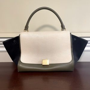 Celine medium Trapeze Bag from 2014 Fall